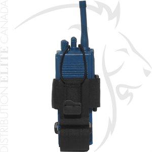 HI-TEC VIP UNIV RADIOCASED W / FIXED BELT LOOP