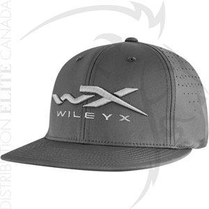 WILEY X RICHARDSON LITE FLEXFIT CAP CHARCOAL - SM / MD