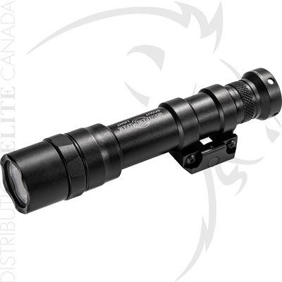 SUREFIRE SCOUT LIGHT 6V DUAL FUEL M75 1500 LU Z68 - BLACK