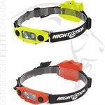 NIGHTSTICK DICATA INTRINSICALLY SAFE LOW-PROFILE DUAL-LIGHT HEADLAMP