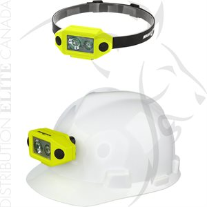 NIGHTSTICK X-SERIES INTRINSICALLY SAFE LOW-PROFILE DUAL-LIGHT HEADLAMP