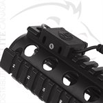 NIGHTSTICK 2 PICATINNY RAIL WIRE MANAGEMENT CLAMPS