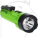 NIGHTSTICK X-SERIES DUAL-LIGHT WITH MAGNETS - 3 AA - GREEN