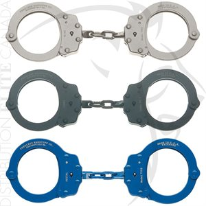 PEERLESS CHAIN LINK HANDCUFFS