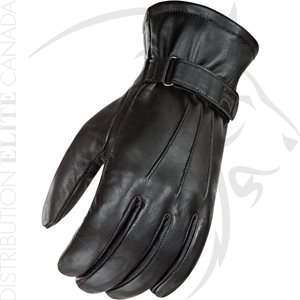 SUPER SEER JET BLACK LINED GLOVE