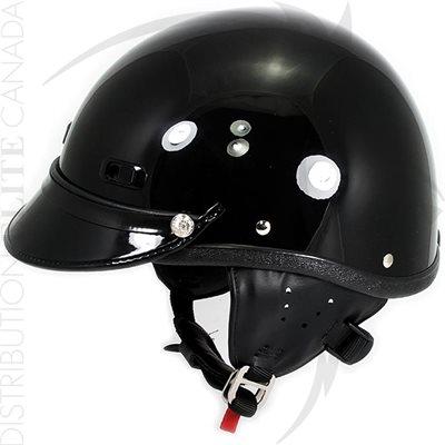 SUPER SEER S1608 MOTOR HELMET - BLACK