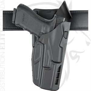 SAFARILAND 7395 7TS ALS LOW-RIDE DUTY HOLSTER LEVEL I