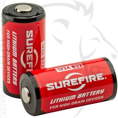 SUREFIRE SF123A BULK - 38400 CELLS
