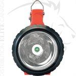 STREAMLIGHT FIRE VULCAN LED - 120V / 100V AC / 12V DC - ORANGE