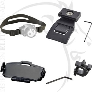 STREAMLIGHT HEADLAMP & HELMET LIGHT ACCESSORIES