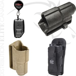 SUREFIRE HOLSTERS & ACCESSORIES