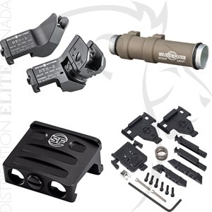 SUREFIRE MOUNTS & ACCESSORIES