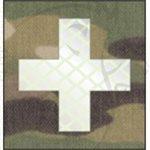 INFRARED ID REFLECTIVE-LUMINOUS PATCH - CUSTOM