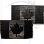 INFRARED ID PATCH DOUBLE IR DRAPEAU 2x3.5in - PERSO