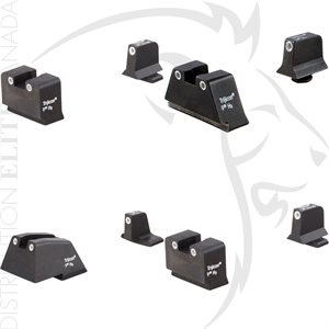 TRIJICON BRIGHT & TOUGH SUPPRESSOR NIGHT SIGHTS