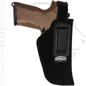 UNCLE MIKE'S ITP HOLSTER WITH RETENTION STRAP
