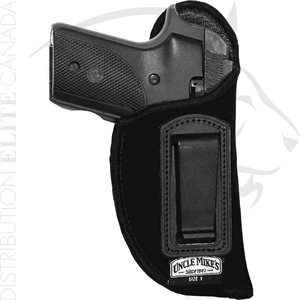 UNCLE MIKE'S OPEN TOP INSIDE-THE-PANT HOLSTER