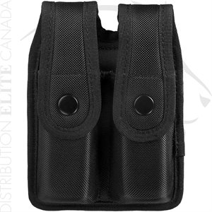 UNCLE MIKE'S SENTINEL DOUBLE MAGAZINE CASE