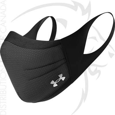 UA SPORTSMASK - NOIR / CHARCOAL - X-SMALL / SMALL