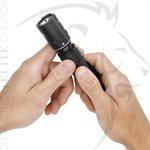 NIGHTSTICK USB RECHARGEABLE TACTICAL FLASHLIGHT - BLACK