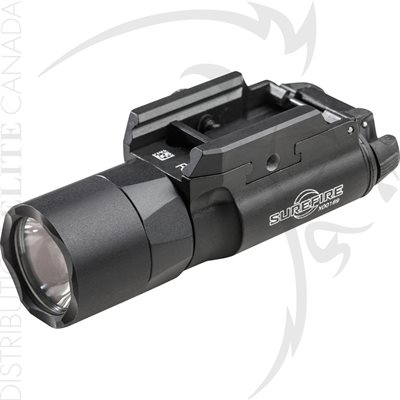 SUREFIRE X300 ULT 6V UNI / PIC THUMB SCREW 1000 LU Z-XBC - BLK