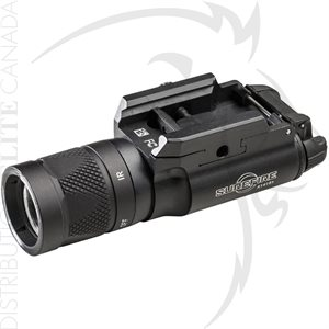 SUREFIRE X300 VAM 6V UNI / PIC THUMB SCREW 350 LU Z-XBC - BLK