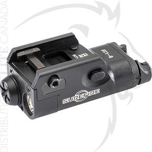 SUREFIRE XC1 COMPACT PISTOL LIGHT UNI / PIC 300 LU ALUM - BLK