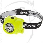 NIGHTSTICK IS DUAL-FUNCTION HEADLAMP - 90 / 50 LUMENS - GREEN