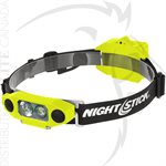 NIGHTSTICK DICATA IS LOW-PROFILE DUAL-LIGHT™ HEADLAMP - GRN