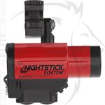 NIGHTSTICK FORTEM™ IS HELMET-MOUNTED DUAL-LIGHT FL - RED