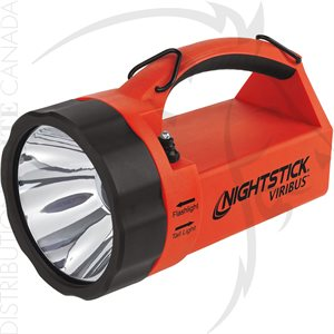 NIGHTSTICK VIRIBUS™ X-SERIES IS RECHARGE DUAL LANTERN - RED